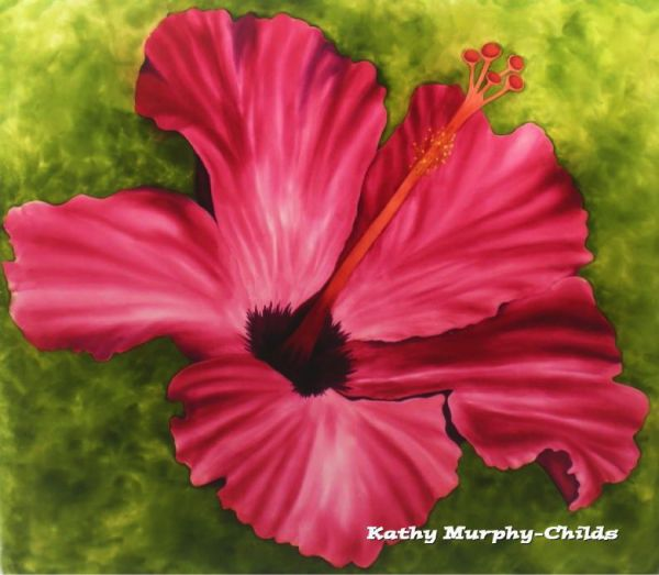 Kathy Murphy-Childs, Hibiscus