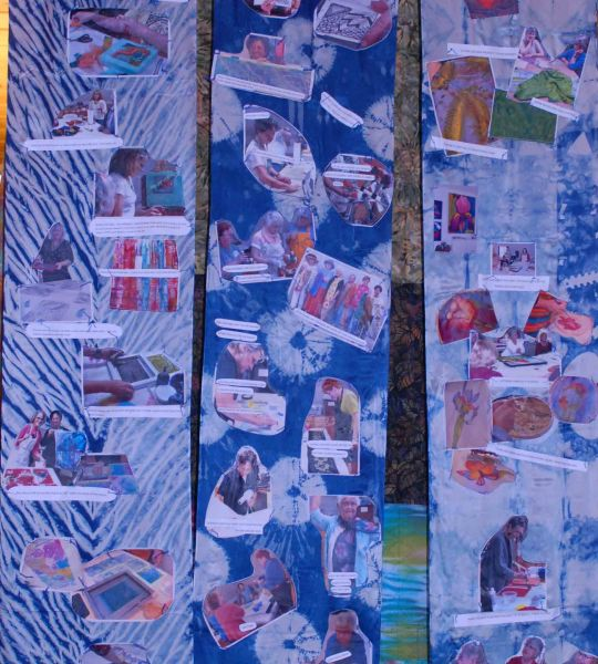 Chapter Quilt 2014, Piedmont, North Carolina