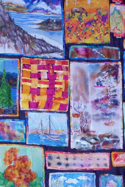 Chapter Quilt 2014, South Lake Tahoe